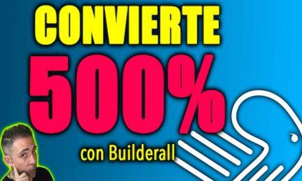 CONVERTIR HASTA UN 500% – builderall tutorial español 2019